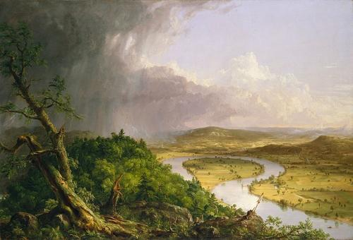 "True to Life: An Interview with Martin Hägglund  An interview with     Martin Hägglund   Martin Hägglund speaks about This Life, his new book about love, grief, wealth, and Karl Marx.  ""View from Mount Holyoke, Northampton, Massachusetts, after a Thunderstorm—The Oxbow"" by Thomas Cole, 1836. Metropolitan Museum of Art / Wikimedia"